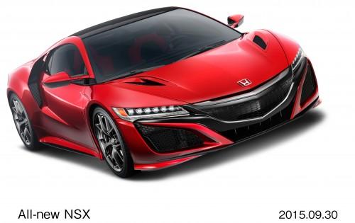 ホンダ NSX 東京モーターショー2015