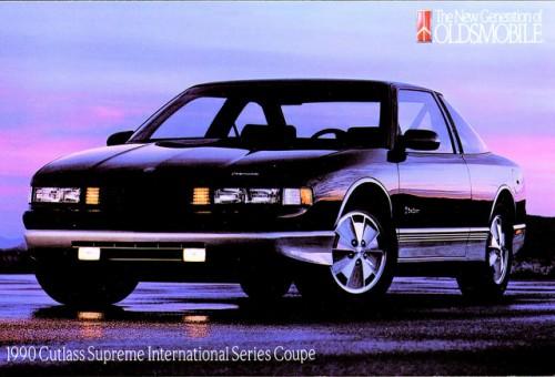 フォード オールズモビル カトラスシュープリーム 1990年型