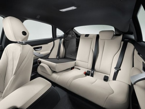 BMW 4シリーズ グランクーペ 内装 2014年型