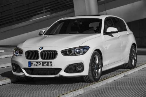 BMW 1シリーズ 外装 2016年型