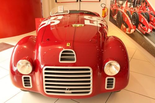 フェラーリ 125S 1947年型-