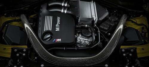直列6気筒エンジン 搭載 BMW M4 S55B30A