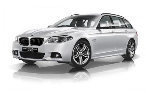 BMW 5シリーズツーリング 2016年型