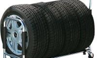 タイヤラックおすすめ人気ランキングTOP5|横置きで薄型のラックの保管がおすすめ?