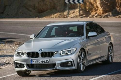 BMW 4シリーズ グランクーペ M スポーツ 外装 2016年型