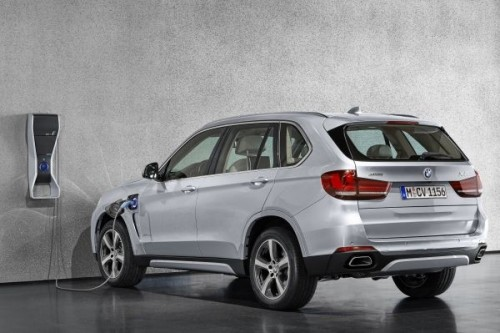 BMW X5 xDrive40e プラグイン 2015年型