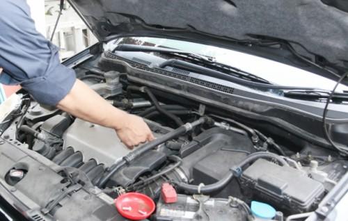 自動車整備 検査