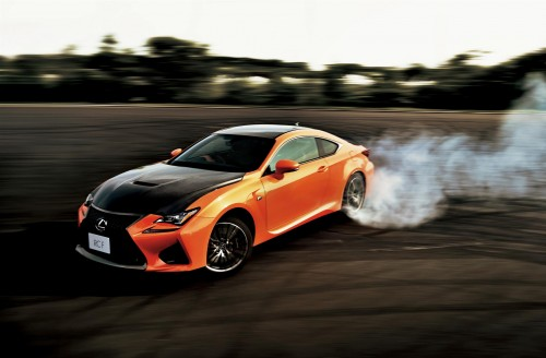 レクサス RC F Carbon Exterior package 2014年