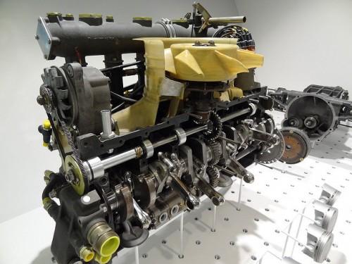 ポルシェ 空冷エンジン