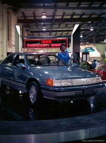 フォード マーキュリーセーブル 1986年型