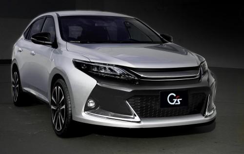 トヨタ ハリアーELEGANCE G's 2014年