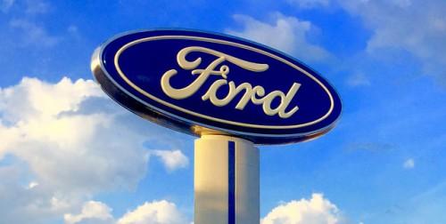 フォード ロゴ 2016年型