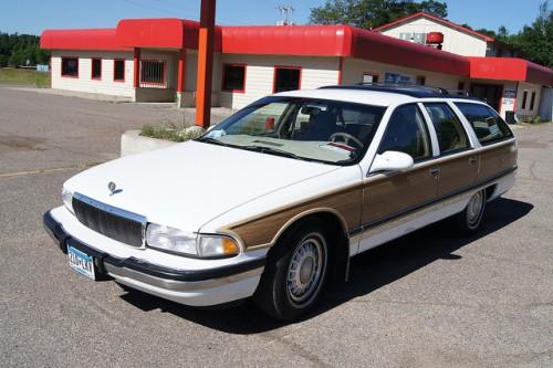 フォード ビュイックリーガル エステートワゴン 1996年型