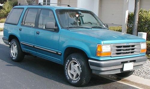 初代 エクスプローラー 1991年-1994年型