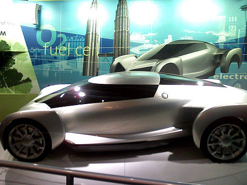 未来の車イメージ
