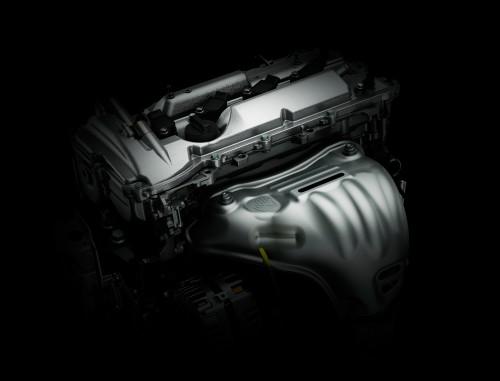 トヨタ 2.5L 2AR-FE Dual VVT-iエンジン