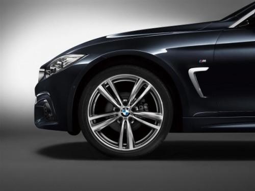 BMW 4シリーズ グランクーペ 外装 2016年型