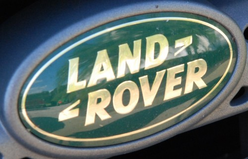 ランドローバー ロゴ