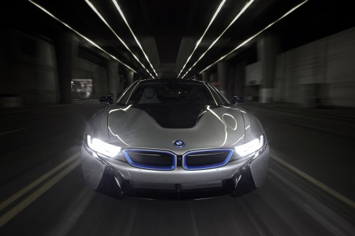 BMW i8 外装