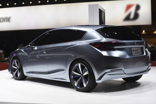 スパル インプレッサ 5-door Concept 2015年