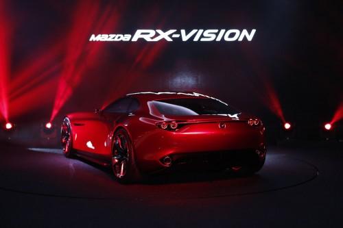 マツダ RX-VISION 2015年