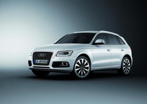 Audi Q5 hybrid 2013年
