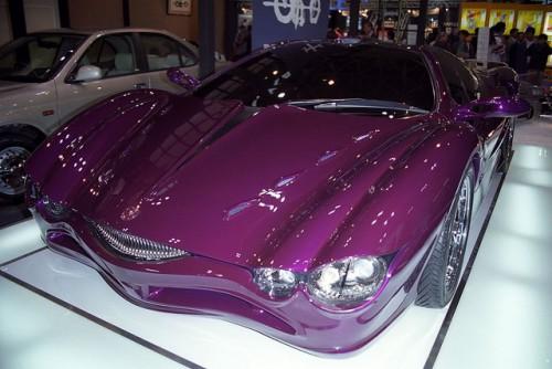 光岡自動車 オロチ コンセプトモデル 2001年