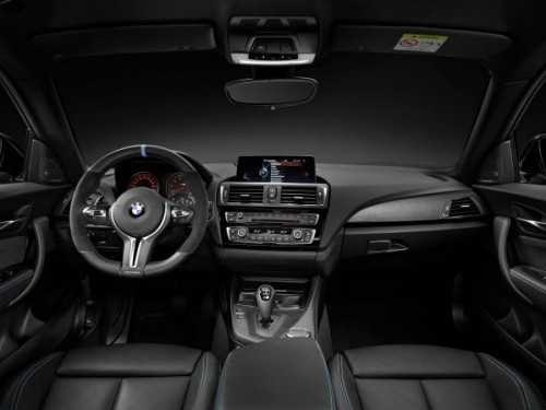 BMW M2 内装 2015年型