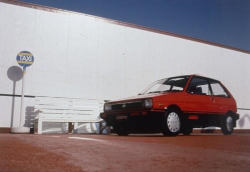 スバル ジャスティ 1984年型