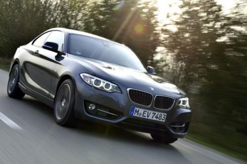 BMW 2シリーズ クーペ 2014年型