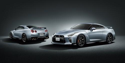 日産 GT-R 2017年型
