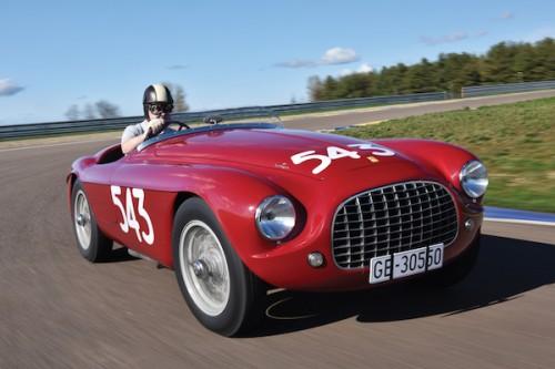 フェラーリ 166シリーズ 1947年型-