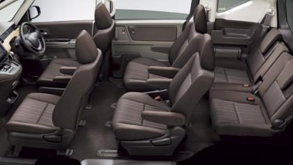 ホンダ フリード G 2016年型 内装 6人乗り