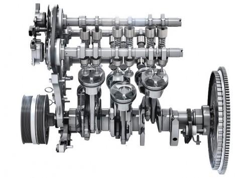 v6エンジン 内部
