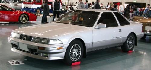 トヨタ・ソアラ 2.0GTツインターボ 2代目 後期型