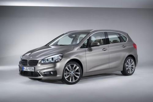 BMW 2シリーズ アクティブ ツアラー 2014年型
