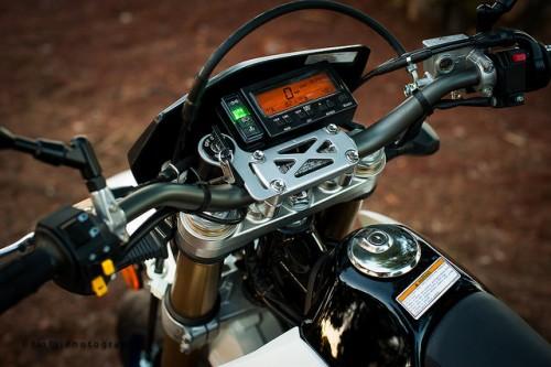 バイク ハンドル