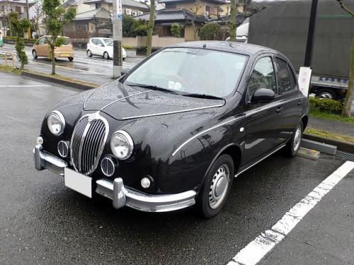 光岡 ビュート K12型