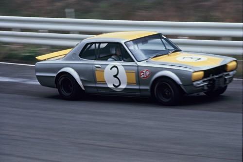 '71 日本グランプリ スカイライン GT-R