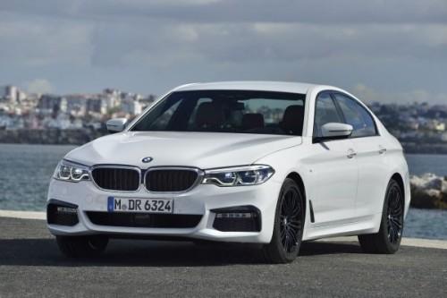 BMW 5シリーズ セダン 2016年型