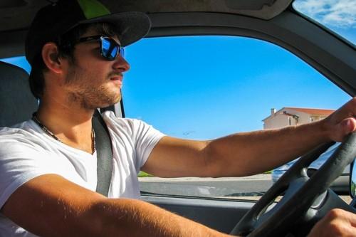 運転用サングラス