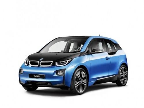 BMW i3 外装 2016年型