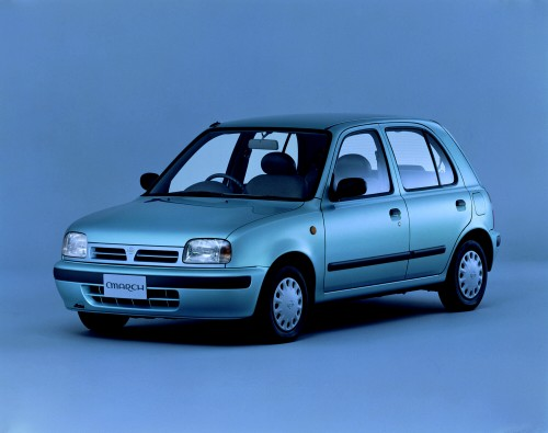 日産 マーチ K11型 1992年