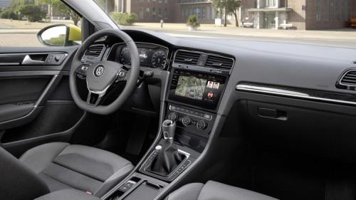 新型VW ゴルフ