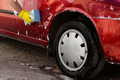 洗車 スポンジ