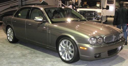 ジャガー XJ X358 2007年式