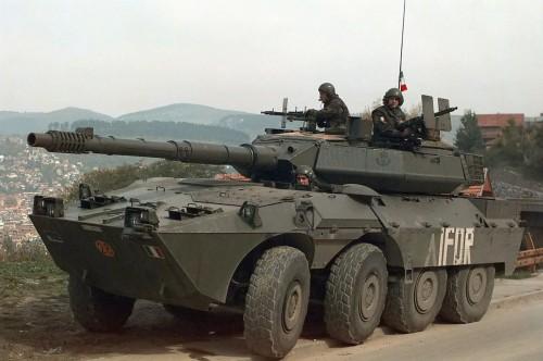チェンタウロ戦闘偵察車