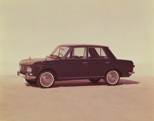 日産 ブルーバード 410 DX 2代目 1963年