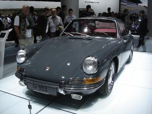 ポルシェ 911 1963年型-