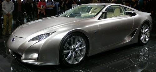 2007レクサスLF-Aコンセプトカー
